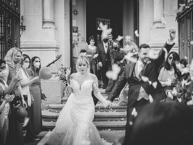 La boda de Fran y Tamara en Arganda Del Rey, Madrid 34