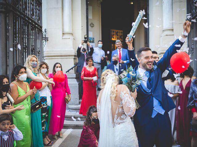 La boda de Fran y Tamara en Arganda Del Rey, Madrid 35