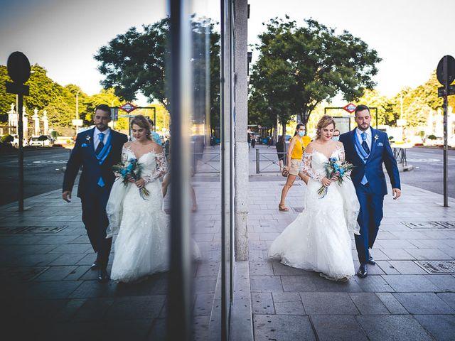 La boda de Fran y Tamara en Arganda Del Rey, Madrid 36