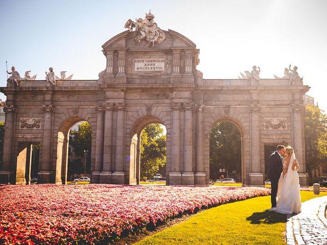 La boda de Fran y Tamara en Arganda Del Rey, Madrid 37