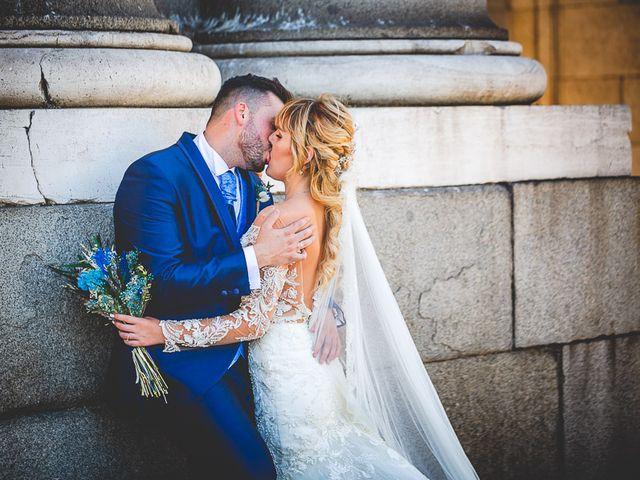 La boda de Fran y Tamara en Arganda Del Rey, Madrid 39