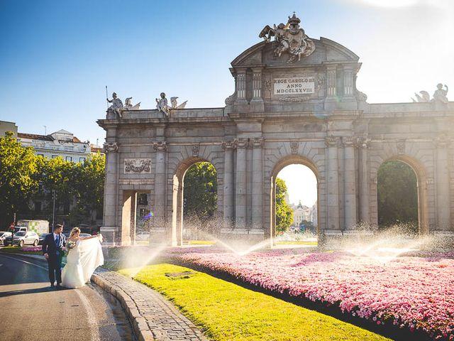 La boda de Fran y Tamara en Arganda Del Rey, Madrid 42