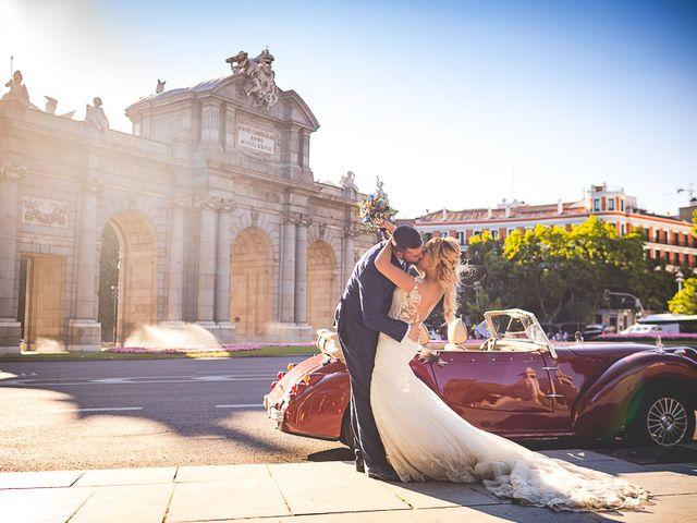 La boda de Fran y Tamara en Arganda Del Rey, Madrid 46