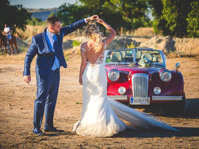 La boda de Fran y Tamara en Arganda Del Rey, Madrid 52