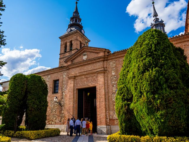 La boda de Fran y Sara en Batres, Madrid 11