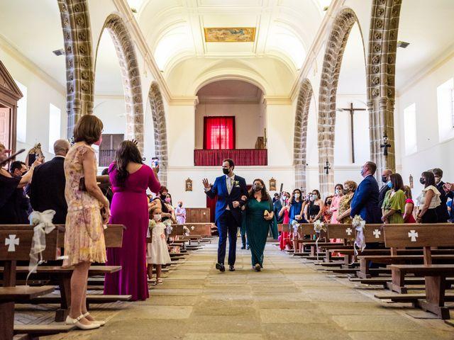 La boda de Fran y Sara en Batres, Madrid 12