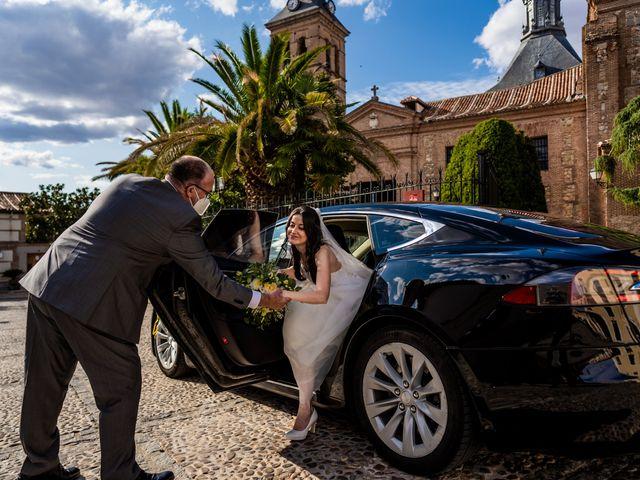 La boda de Fran y Sara en Batres, Madrid 13