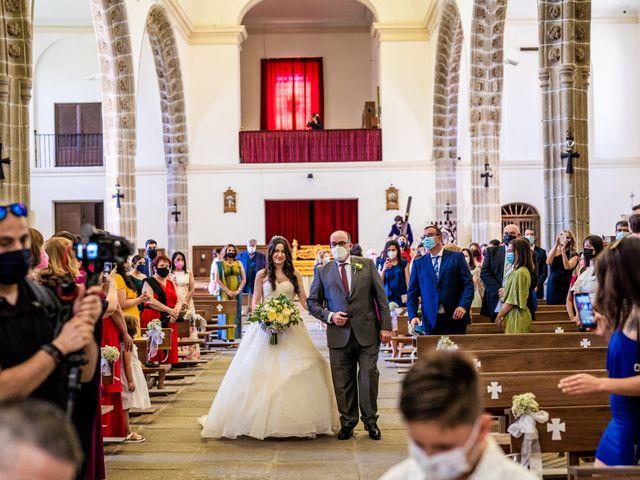 La boda de Fran y Sara en Batres, Madrid 15