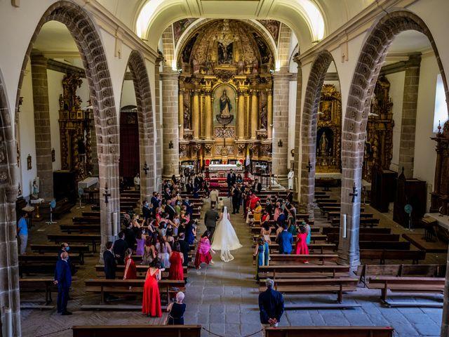 La boda de Fran y Sara en Batres, Madrid 16