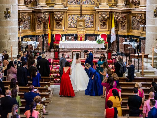 La boda de Fran y Sara en Batres, Madrid 17