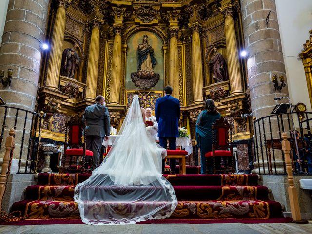 La boda de Fran y Sara en Batres, Madrid 18