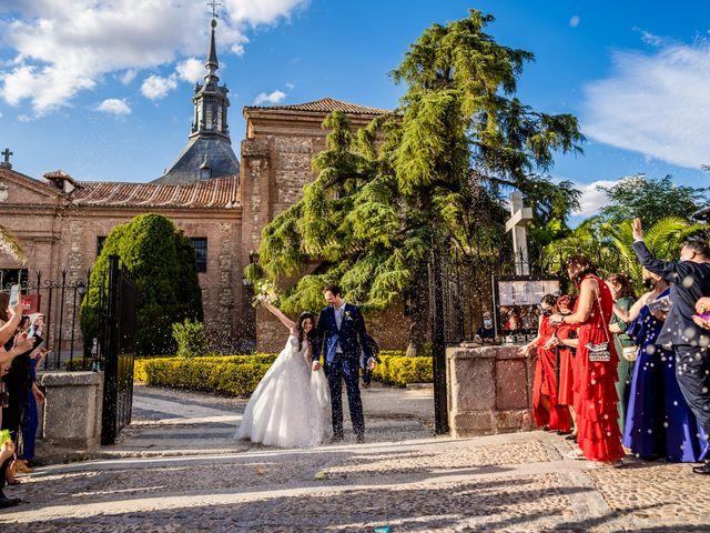 La boda de Fran y Sara en Batres, Madrid 21