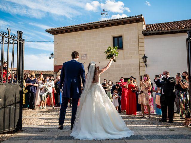 La boda de Fran y Sara en Batres, Madrid 24