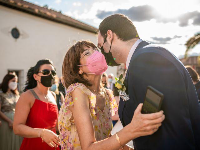 La boda de Fran y Sara en Batres, Madrid 26