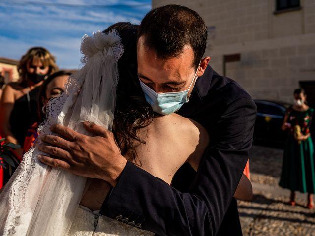 La boda de Fran y Sara en Batres, Madrid 27