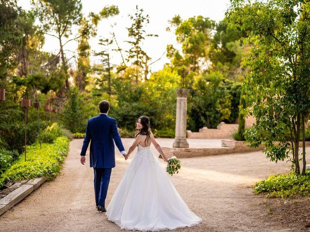 La boda de Fran y Sara en Batres, Madrid 31