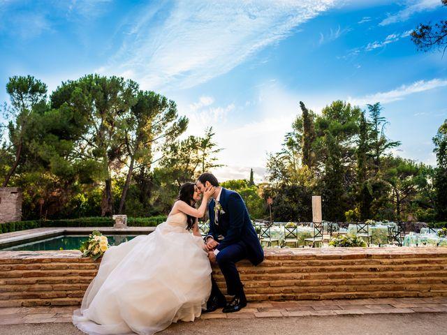 La boda de Fran y Sara en Batres, Madrid 35