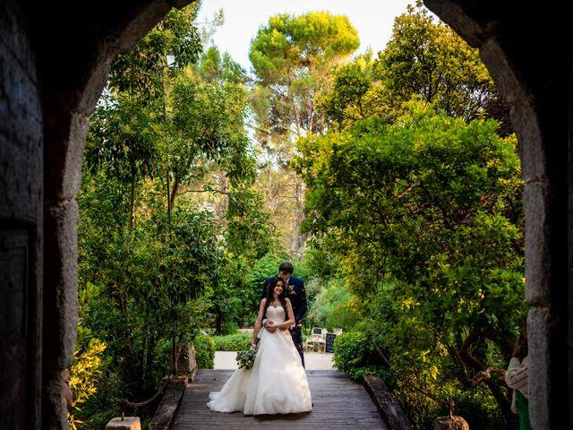 La boda de Fran y Sara en Batres, Madrid 38