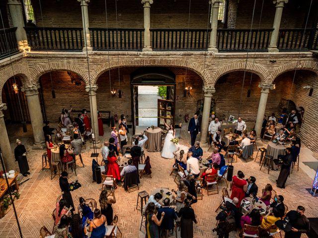 La boda de Fran y Sara en Batres, Madrid 39