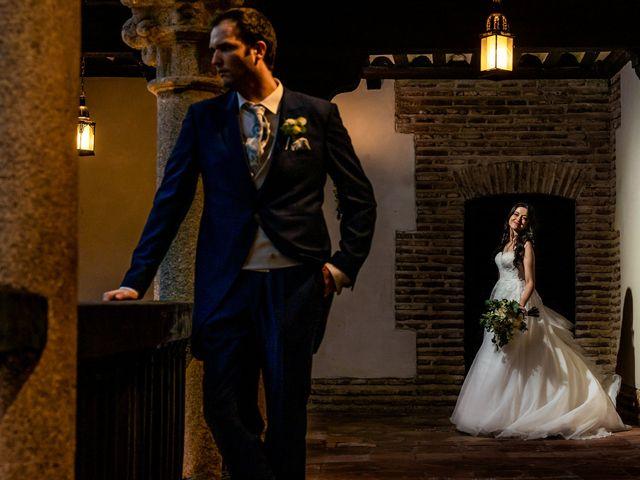 La boda de Fran y Sara en Batres, Madrid 1