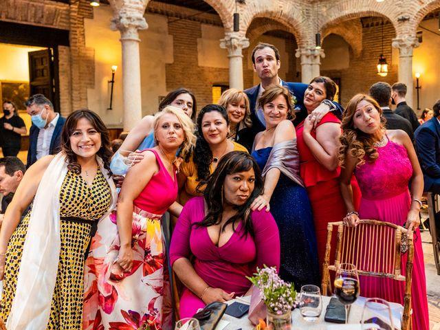 La boda de Fran y Sara en Batres, Madrid 42