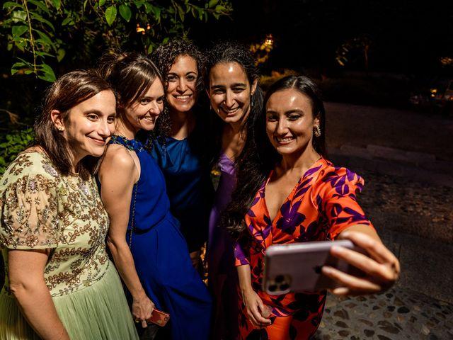 La boda de Fran y Sara en Batres, Madrid 44