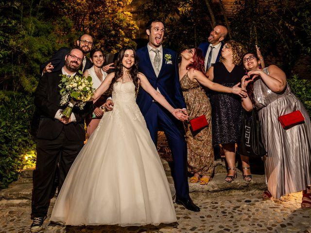 La boda de Fran y Sara en Batres, Madrid 45