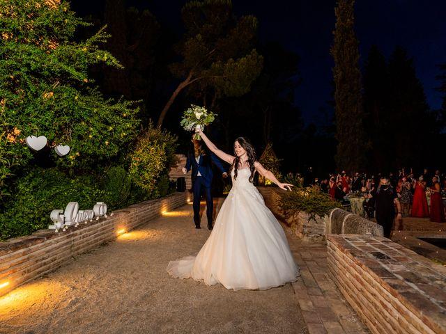 La boda de Fran y Sara en Batres, Madrid 46