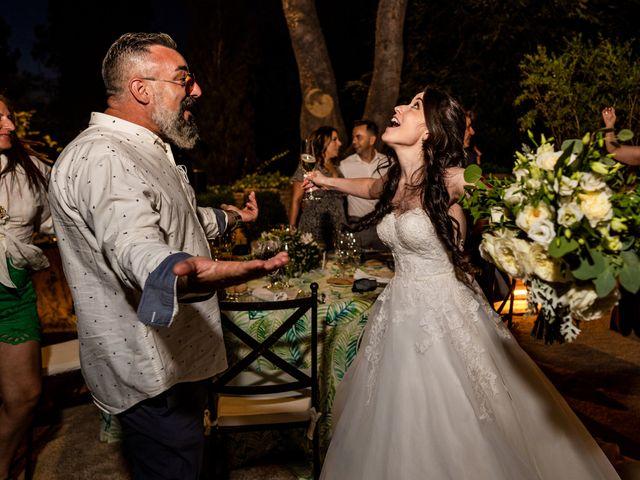 La boda de Fran y Sara en Batres, Madrid 47