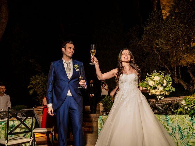 La boda de Fran y Sara en Batres, Madrid 48