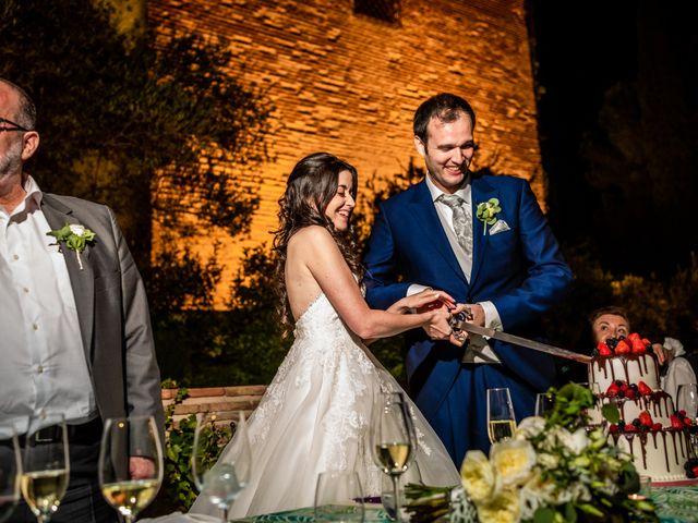 La boda de Fran y Sara en Batres, Madrid 49