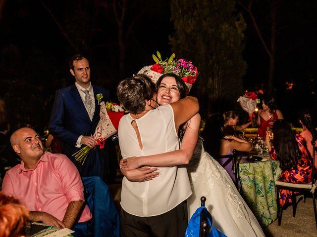 La boda de Fran y Sara en Batres, Madrid 51