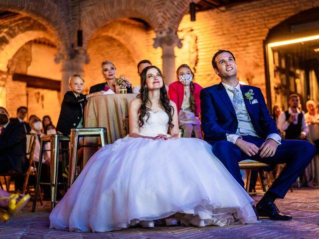 La boda de Fran y Sara en Batres, Madrid 52