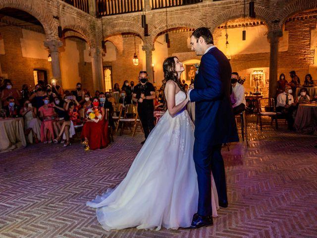 La boda de Fran y Sara en Batres, Madrid 54