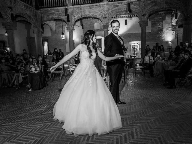 La boda de Fran y Sara en Batres, Madrid 55