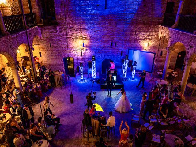 La boda de Fran y Sara en Batres, Madrid 56