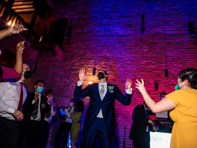 La boda de Fran y Sara en Batres, Madrid 61