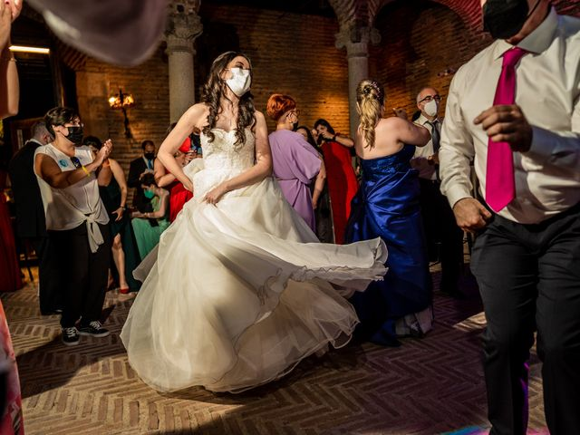 La boda de Fran y Sara en Batres, Madrid 64