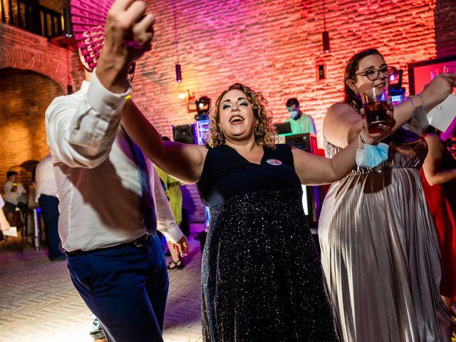 La boda de Fran y Sara en Batres, Madrid 65