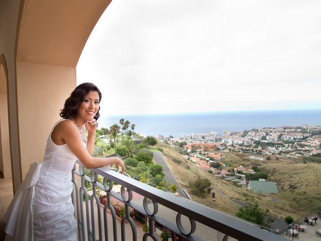 La boda de Jorge y Marlene en Santa Cruz De Tenerife, Santa Cruz de Tenerife 21