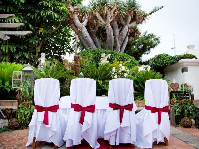 La boda de Jorge y Marlene en Santa Cruz De Tenerife, Santa Cruz de Tenerife 34