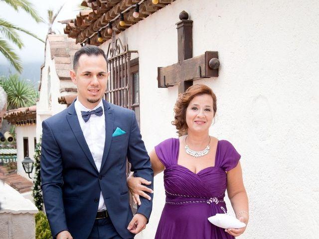 La boda de Jorge y Marlene en Santa Cruz De Tenerife, Santa Cruz de Tenerife 36