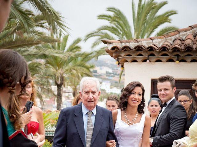 La boda de Jorge y Marlene en Santa Cruz De Tenerife, Santa Cruz de Tenerife 39