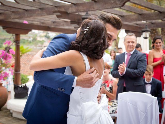 La boda de Jorge y Marlene en Santa Cruz De Tenerife, Santa Cruz de Tenerife 40