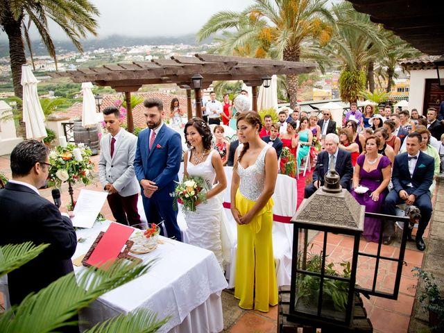 La boda de Jorge y Marlene en Santa Cruz De Tenerife, Santa Cruz de Tenerife 41
