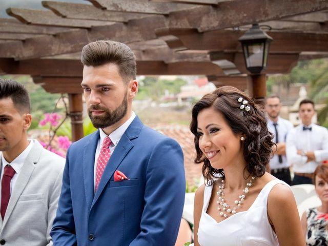 La boda de Jorge y Marlene en Santa Cruz De Tenerife, Santa Cruz de Tenerife 42