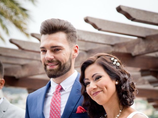 La boda de Jorge y Marlene en Santa Cruz De Tenerife, Santa Cruz de Tenerife 43