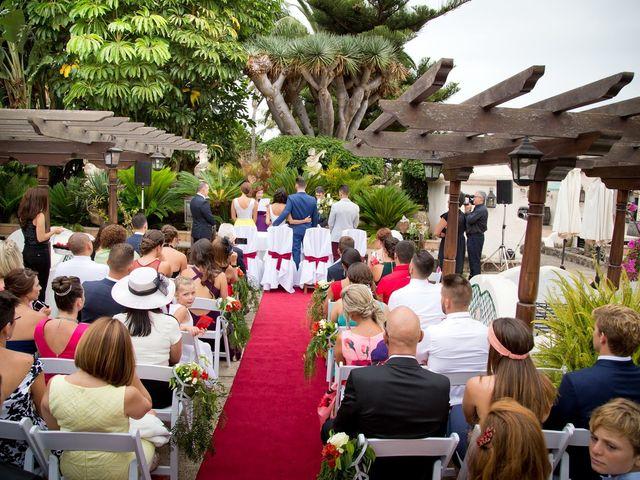 La boda de Jorge y Marlene en Santa Cruz De Tenerife, Santa Cruz de Tenerife 44