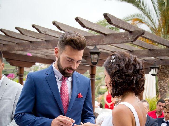 La boda de Jorge y Marlene en Santa Cruz De Tenerife, Santa Cruz de Tenerife 47