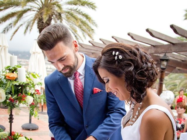 La boda de Jorge y Marlene en Santa Cruz De Tenerife, Santa Cruz de Tenerife 49